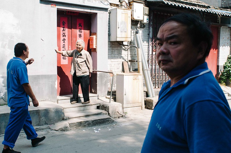52/365: Hutong Dispute