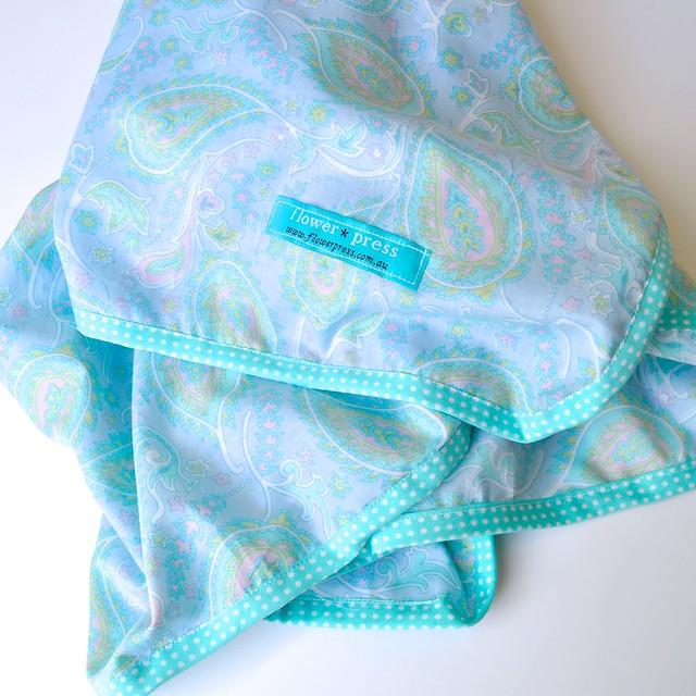 Zoe's blanket