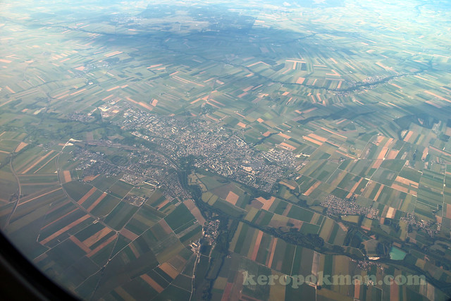 Spain By Air