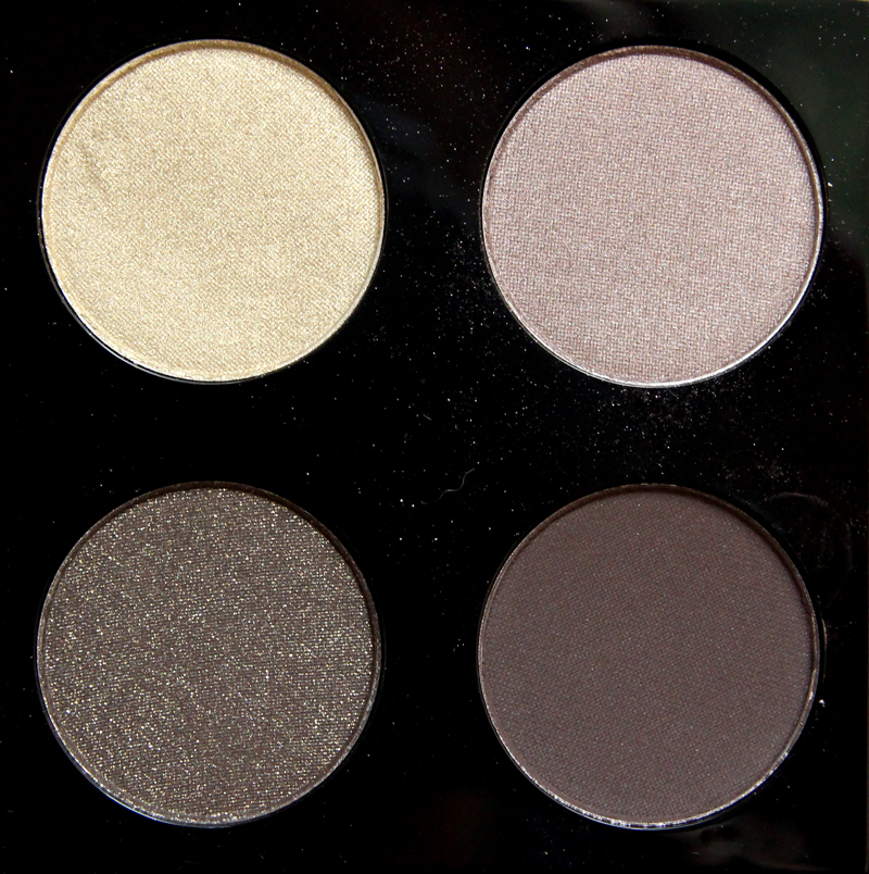 MAC A novel romance eyeshadow quad2