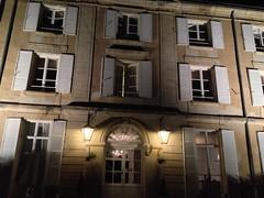 Chateau de Molay front door