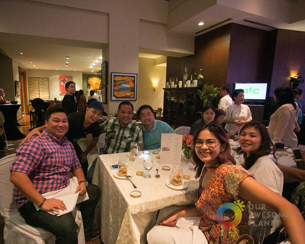 Matt Basile's Kitchen Revolution Pop-Up Dinner at Chef Jessie's in Manila! @FidelGastros