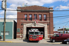 Squad 61, FDNY, Westchester Square