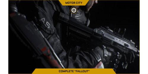 cod complete Fallout achievements