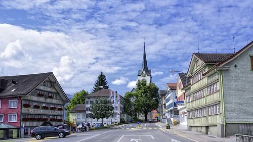 street church geotagged schweiz switzerland nikon suisse strasse kirche che nikonshooter urnäsch kantonappenzellausserrhoden nikonschweiz geosetter d5300 capturenx2 ponte1112 nikonswitzerland nikkor18200vrll viewnx2 geo:lat=4731770317 geo:lon=928401380