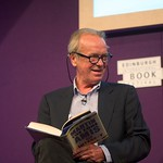 Martin Amis reads at the Edinburgh International Book Festival |