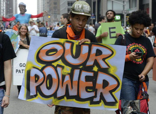 2014 People's Climate March NYC 20