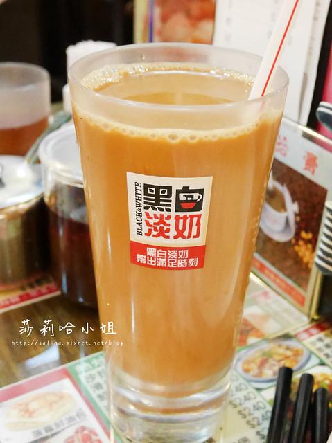 香港茶水攤茶餐廳 (19)