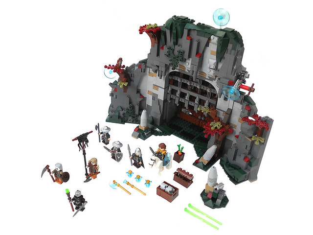 Not Lego Dragon Lands Wave 2 Lego Historic Themes