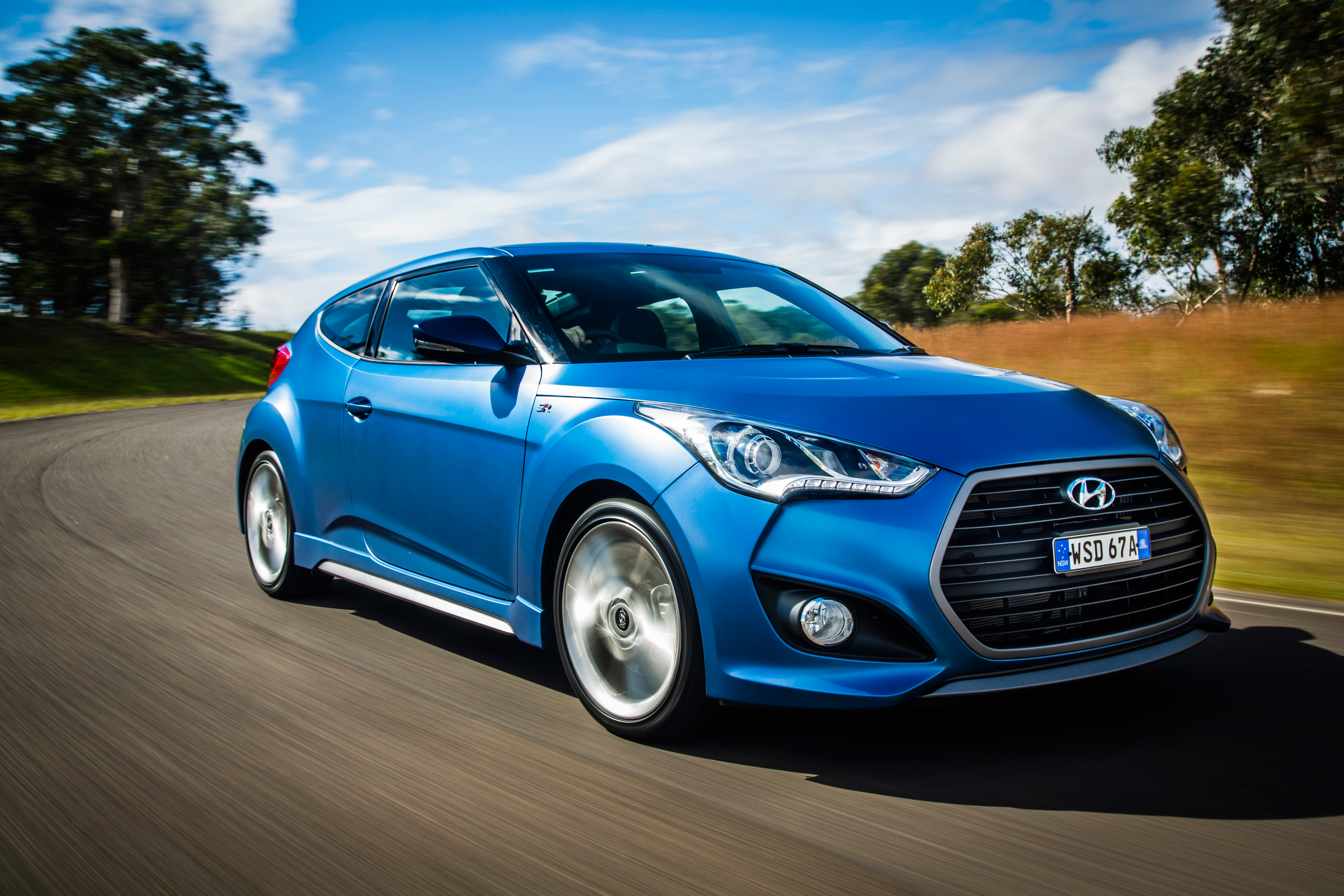 2015 Hyundai Veloster SR Turbo - First Drive