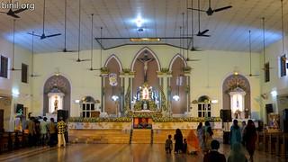 Sacred Heart Church Nadathara Thrissur Thirunal 4