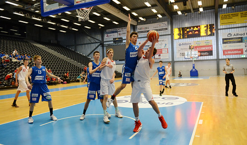 Grande Finale Fribourg Académie U16m -  Swiss Central Basket 32