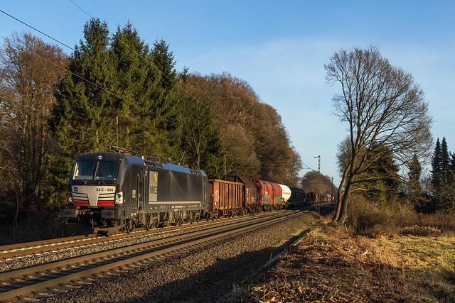MRCE/DBC 193 609 - Borstel (b. Linsburg)