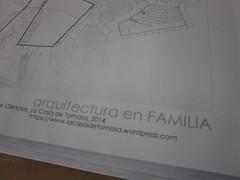 Arquitectura en familia en el Parque de las Ciencias de Granada 2014