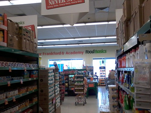 Food Basics Frankford Avenue Philadelphia