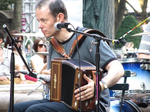 irish rock accordion