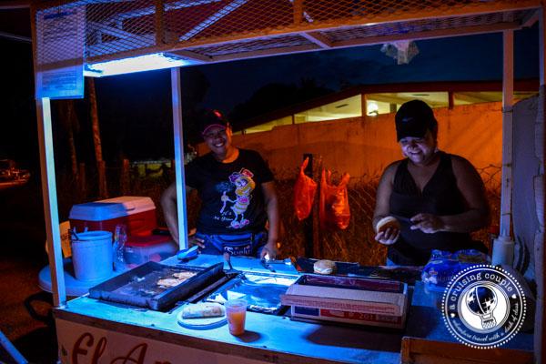 Taco Stand Pedasi Panama