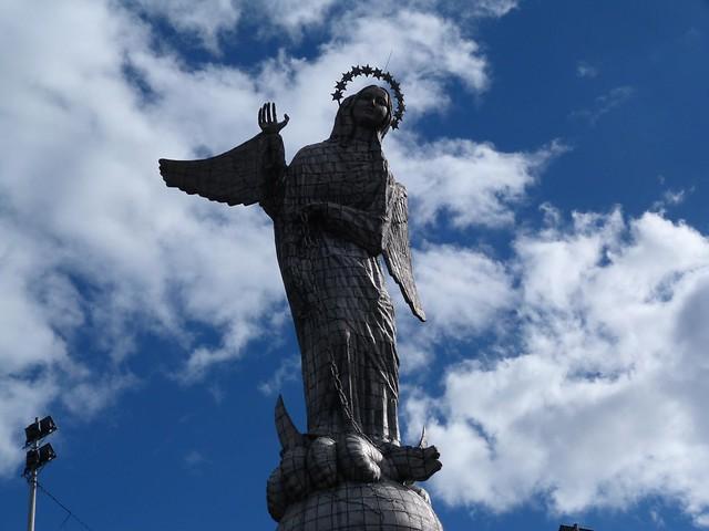 Virgen del Panecillo (Quito, Ecuador)