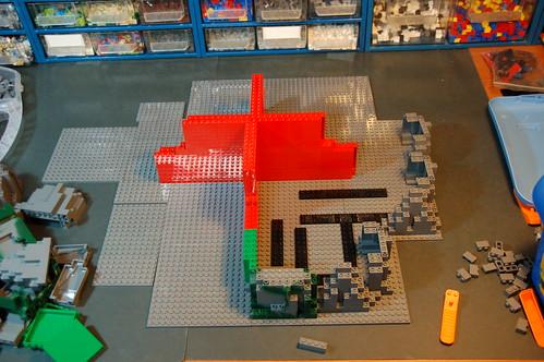 WIP Um Castelo (2)