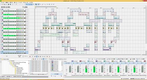 8d440c6dd686f ACID MUSIC STUDIO 10を使ったお絵描き音楽制作術に挑戦!