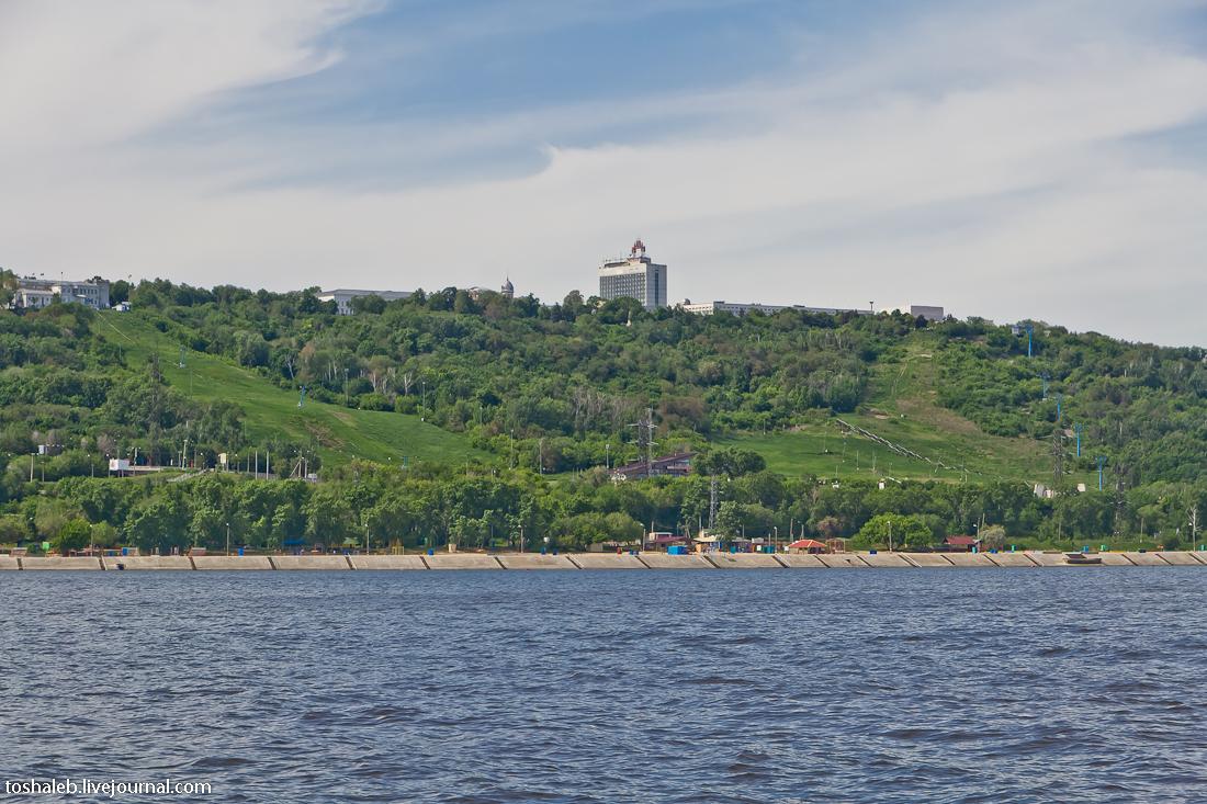 Куйбышевское водохранилище-33