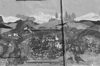 Glen Park Recreational Center - Mural