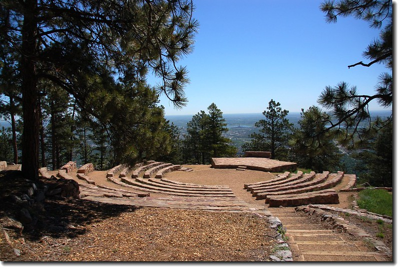 Sunrise Amphitheater 1