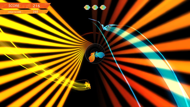 Entwined on PS4