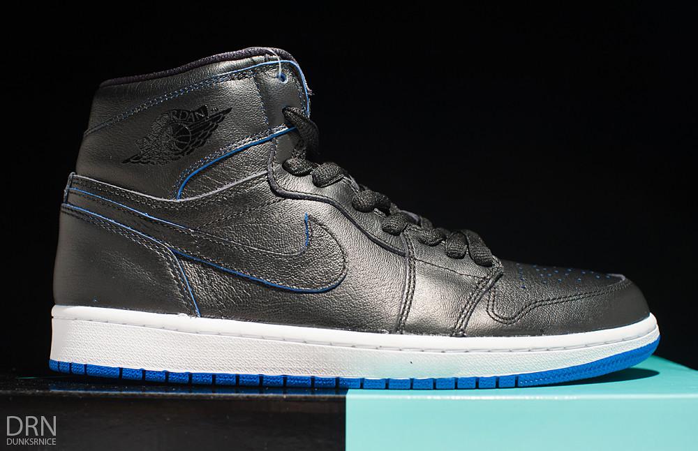 Jordan I x SB Black.