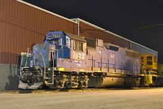 B&P GP38 7822