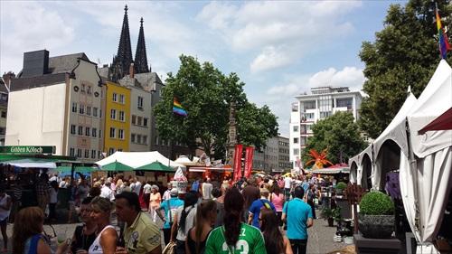 Gendertreff CSD Köln 2014 Transgender 007