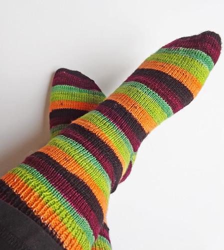 Desert Visa Socks 02