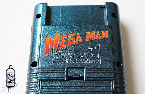 Game boy - Megaman