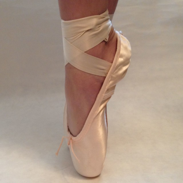 Gemma on Pointe