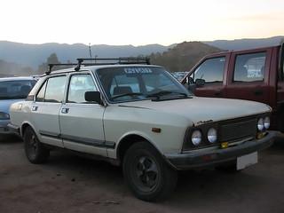 Fiat 132 2000 1981