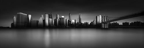 Visual Acoustics VIII - Silence and Light - New York City Sunrise