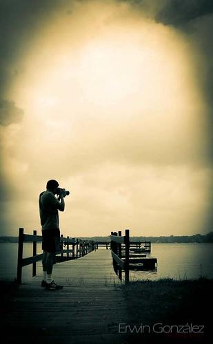 Fotografiando el horizonte, vertical