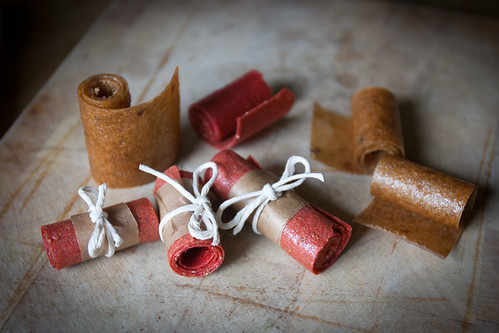 Making Fruit Leather