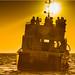 sunset icberg quest by julian earle