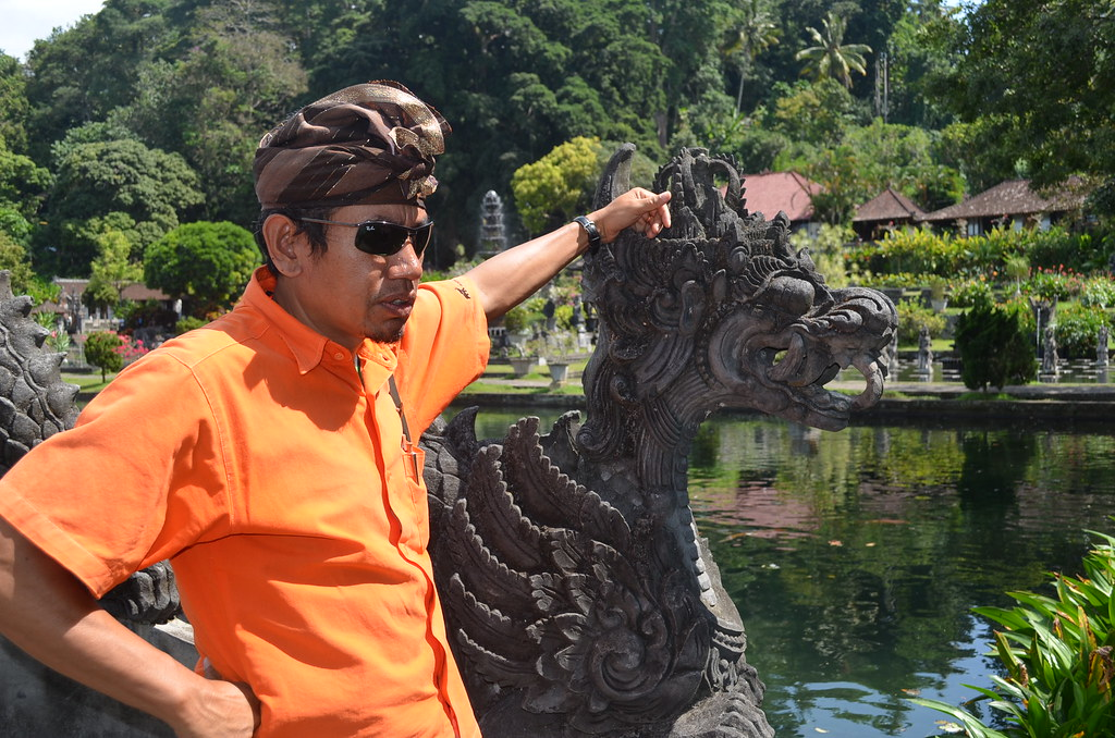 My personal guide on Bali