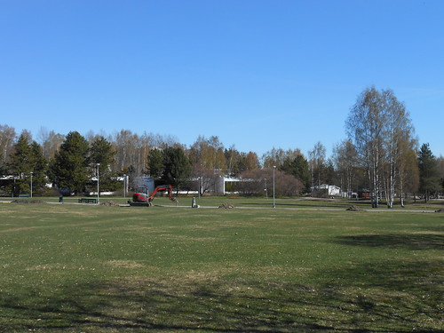 Nurminäkymä, Pohjois-Tapiola Espoo 26.4.2014