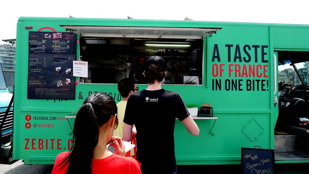 VancouverFood Cart Festival 2014
