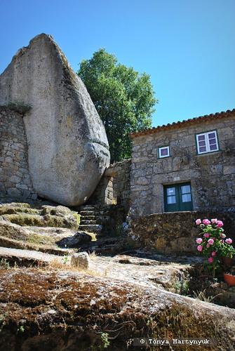3 - экскурсия в Монсанту - Monsanto - самая португальская деревня Португалии