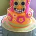 Tiki Luau Cake - <span>©CupCakeBite www.cupcakebite.com</span>