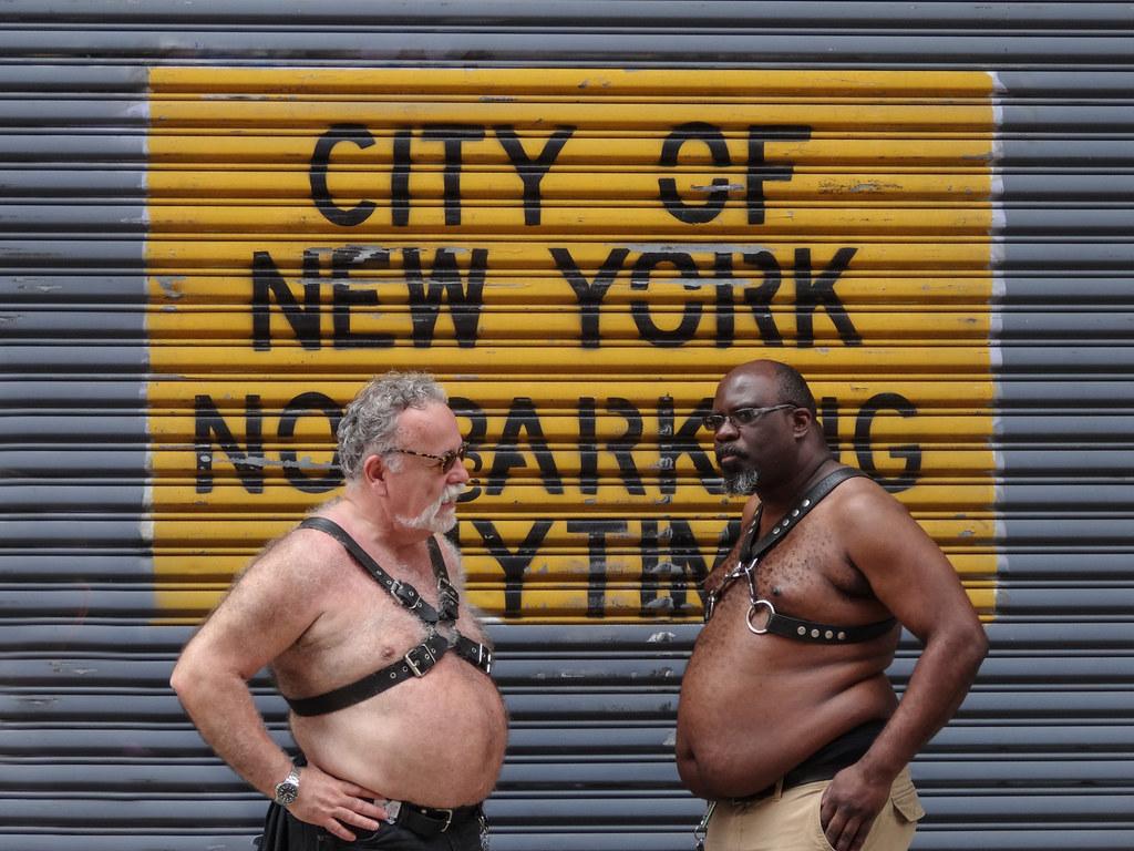 БДСМ фестиваль Фолсом-Стрит-Ист в Нью-Йорке