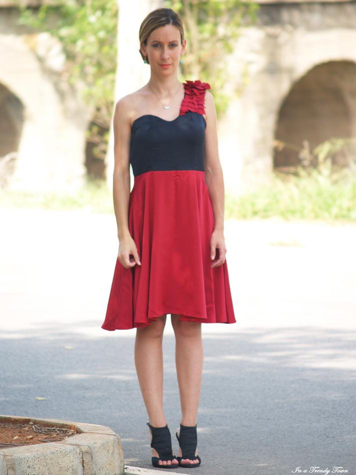 RED ROSE BY ANTIA FERREIRO