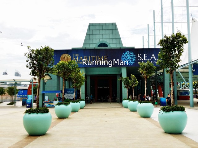 Sentosa Marine Life Park 01