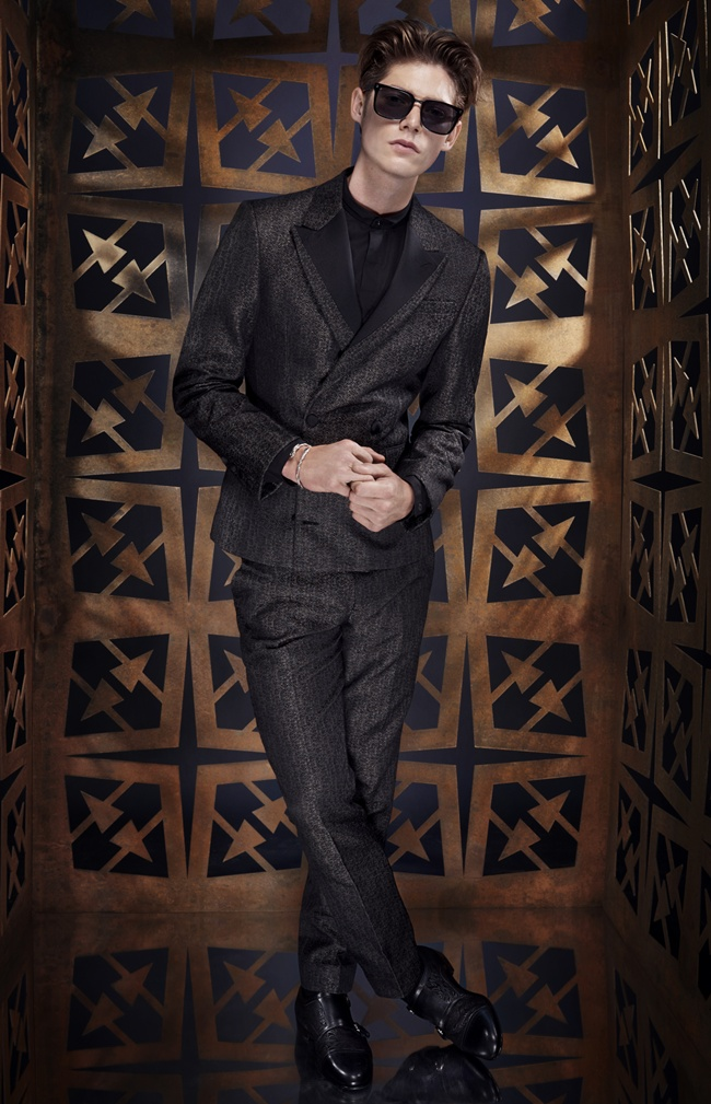 5 Roberto Cavalli Menswear SS14