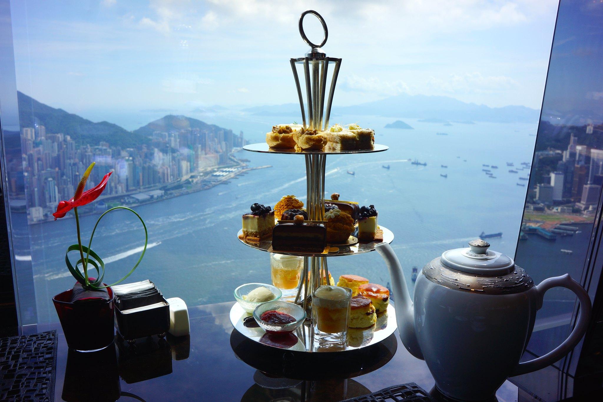 The Lounge & Bar Hong Kong Afternoon Tea Review