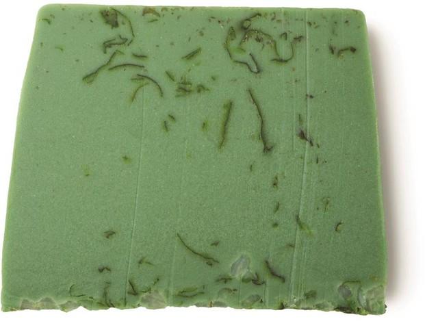 LUSH-summer-2014-Parsley-Porridge, lush soap, lush vegan soap,